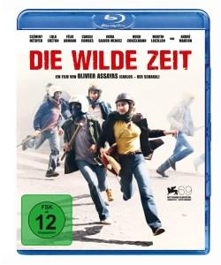"""Das Blu-ray-Cover von """"Die wilde Zeit"""" (Quelle: NFP)"""