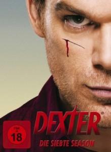 "Das Cover von ""Dexter Season 7"" (Quelle: Paramount Home Entertainment)"