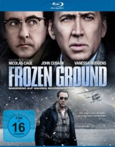 "Das Blu-ray-Cover von ""Frozen Ground"" (Quelle: Universum Film)"