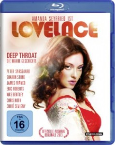 "Das Blu-ray-Cover von ""Lovelace"" (Quelle: Planet Media Home Entertainment)"