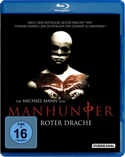 "Das Blu-ray-Cover von ""Manhunter"" (Quelle: StudioCanal)"