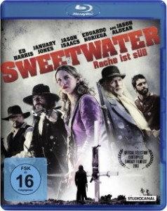 "Das Blu-ray-Cover von ""Sweetwater"" (Quelle: Planet Media Home Entertainment)"