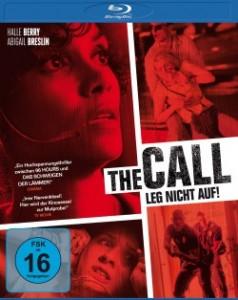 """Das Blu-ray-Cover von """"The Call - Leg nicht auf!"""" (Quelle: Universum Film)"""