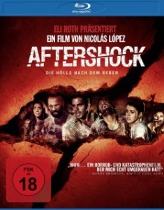"""Das Blu-ray-Cover von """"Aftershock"""" (Quelle: Universum Film)"""