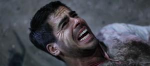 Gringo hat starke Schmerzen (Quelle: Universum Film)