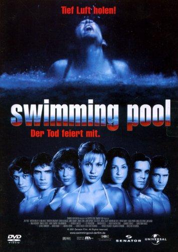 """Das DVD-Cover von """"Swimming Pool - Der Tod feiert mit"""" (Quelle: Senator Film)"""