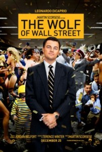 "Das Plakat von ""The Wolf of Wall Street"" (Quelle: Universal Pictures)"
