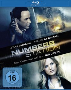 "Das Blu-ray-Cover von ""Numbers Station"" (Quelle: Universum Film)"