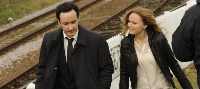 Emerson und Katherine auf dem Weg zur Arbeit (Quelle: Universum Film)