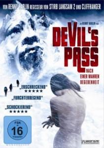 "Das Blu-ray-Cover von ""Devil's Pass"" (Quelle: Ascot Elite)"