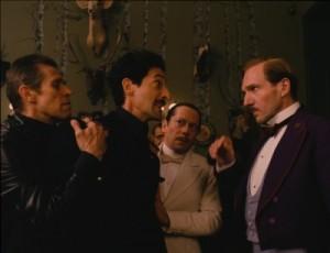 Gustave macht sich einen mächtigen Feind (Quelle: 20th Century Fox)