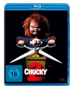 """Das Blu-ray-Cover von """"Chucky 2"""" (Quelle: Universal Pictures Germany)"""