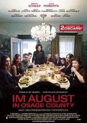 """Das Plakat von """"Im August in Osage County"""" (Quelle: Tobis Film)"""
