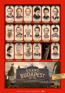 """Das Kino-Plakat von """"Grand Budapest Hotel"""" (Quelle: 20th Century Fox)"""
