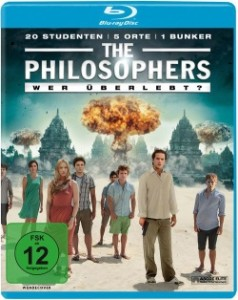 "Das Blu-ray-Cover von ""The Philosophers"" (Quelle: Ascot Elite)"