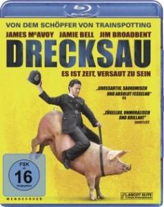"""Das Blu-ray-Cover von """"Drecksau"""" (Quelle: Ascot Elite)"""