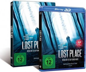 "Das Cover von ""Lost Place"" (nfp marketing & distribution)"