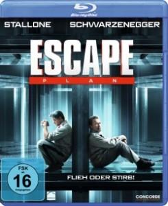 "Das Blu-ray-Cover von ""Escape Plan"" (Quelle: Concorde Home Entertainment)"