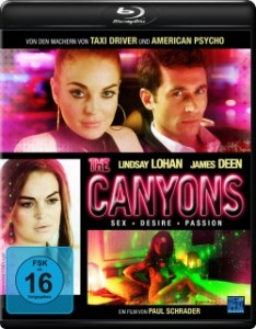"Das Blu-ray-Cover von ""The Canyons"" (Quelle: KSM Film)"