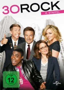 "Das DVD-Cover von ""30 Rock - Season 6"" (Quelle: Universal Pictures)"