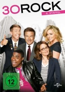"""Das DVD-Cover von """"30 Rock - Season 6"""" (Quelle: Universal Pictures)"""