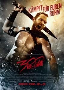 """Das Plakat von """"300: Rise of an Empire"""" (Quelle: Warner Bros)"""
