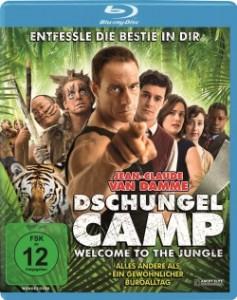 """Das Blu-ray-Cover von """"Dschungelcamp"""" (Quelle: Ascot Elite)"""