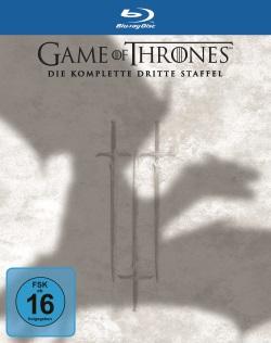 """Der Packshot der dritten Staffel """"Game of Thrones"""" (Quelle: Warner Home Video)"""