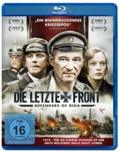 """Das Blu-ray-Cover von """"Die letzte Front"""" (Quelle: Pandastorm Pictures)"""