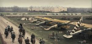 Die deutsche Staffel umlagert die lettische Hauptstadt (Quelle: Pandastorm Pictures)