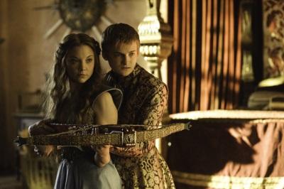 König Joffrey mit seiner neuen Verlobten Margaery (Quelle: Warner Home Video)