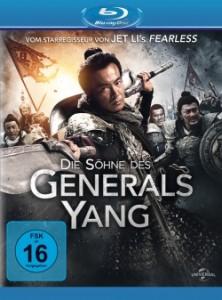 """Das Blu-ray-Cover von """"Die Söhne des General Yang"""" (Quelle: Universal Pictures)"""