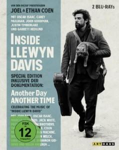 "Das Cover der ""Inside Llewyn Davis""-Special Edition (Quelle: StudioCanal)"