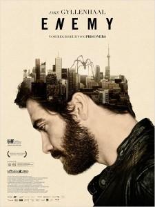 """Das Plakat von """"Enemy"""" (Quelle: Capelight Pictures)"""