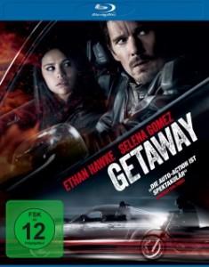 """Das Blu-ray-Cover von """"Getaway"""" (Quelle: Universum Film)"""