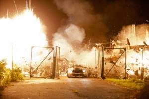 Es geht explosiv zu (Quelle: Universum Film)