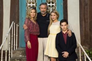 Die Blakes sind eine nur fast normale Familie (Quelle: Universum Film)