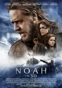 """Das Kinoplakat von """"Noah"""" (Quelle: Paramount Pictures)"""