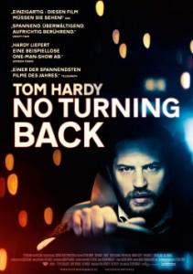 """Das Plakat von """"No Turning Back - Locke"""" (Quelle: Studio Canal)"""