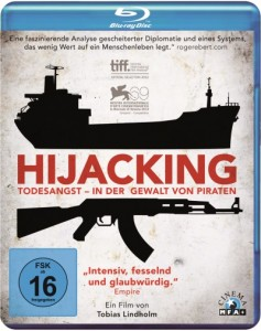 "Das Blu-ray-Cover von ""Hijacking"" (Quelle: Ascot Elite)"