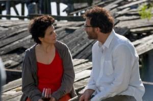 Jack und Dina haben einiges zu bereden (Quelle: Senator Film)