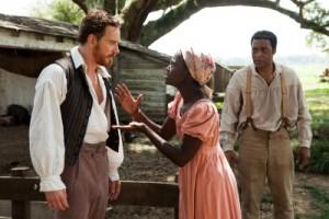Solomon beobachtet den Streit zwischen Epps und Patsy (Quelle: Tobis Film)