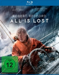 "Das Blu-ray-Cover von ""All is Lost"" (Quelle: Universum Film)"
