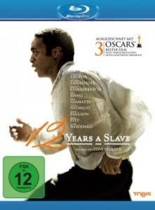 """Das Blu-ray-Cover von """"12 Years A Slave"""" (Quelle: Tobis Film)"""