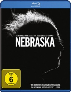 """Das Blu-ray-Cover von """"Nebraska"""" (Quelle: Paramount Home Entertainment)"""