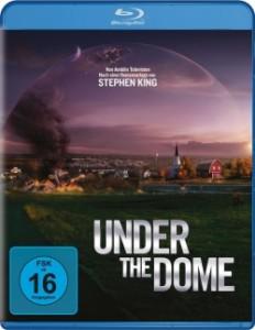"Das Blu-ray Cover von ""Under the Dome Staffel 1"" (Quelle: Paramount Pictures Home Entertainment)"
