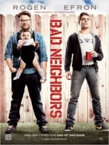 "Das Plakat von ""Bad Neighbors"" (Quelle: Universal Pictures)"