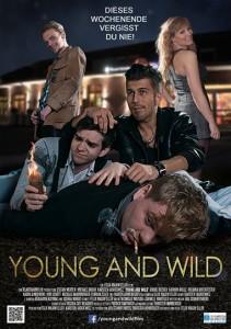 """Das Plakat von """"Young and Wild"""" (Quelle: klartraumfilm)"""