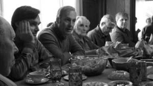 Der alte Mann wird zum Stadtgespräch (Quelle: Paramount Home Entertainment)