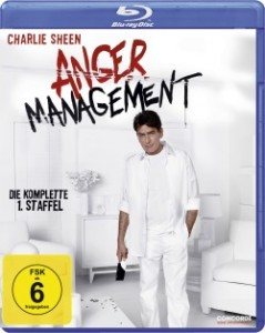 "Das Blu-ray-Cover von ""Anger Management Staffel 1"" (Quelle: Concorde Home Entertainment)"